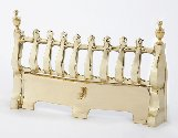 Blenheim brass fret